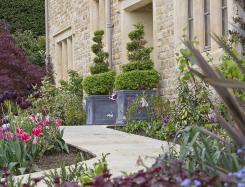 The Cotswold Landscape Gardener: A Case Study