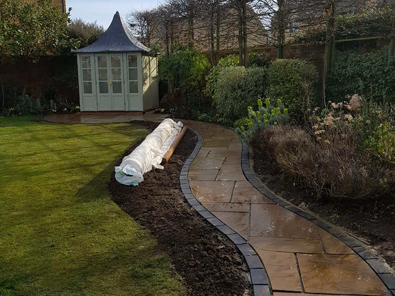 Garden Design in the Cotswolds